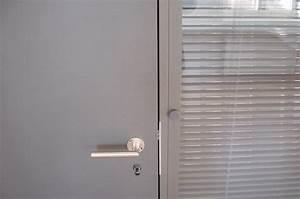 Wc Trennwände Onlineshop : glastrennw nde mit lamellenstoren bureaurama ~ Watch28wear.com Haus und Dekorationen
