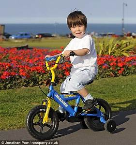 Boy, 3, banned from riding bike in park for being 'health ...