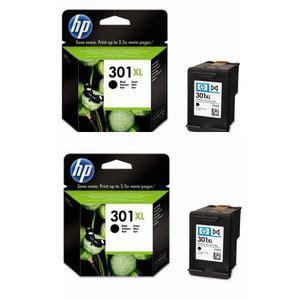 Vous n'avez plus d'encre pour votre imprimante hp 301 ? Cartouche hp 301 xl - prix pas cher - Cdiscount