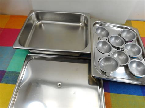 bloomfield ind    quart steam table stainless hot