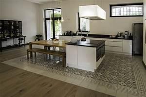 decoration salon avec cuisine ouverte estein design With deco maison cuisine ouverte