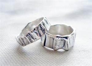 unisex wedding band set matching wedding bands With custom made wedding rings
