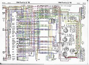 64 Galaxie Wiring Diagram In Color Here