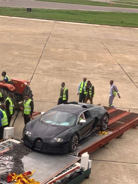 Haluperi has probably brought in the car to register it in zambia but take it to south africa as it is far cheaper to import and. Bugatti was brought in Zambia by Haruperi to evade tax - Zambian Watchdog