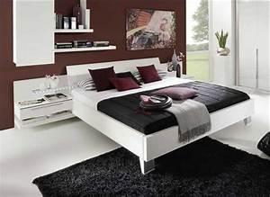 Hochglanz Bett Weiß 140x200 : bett wei das sieht elegante im schlafzimmer dekoration ~ Bigdaddyawards.com Haus und Dekorationen
