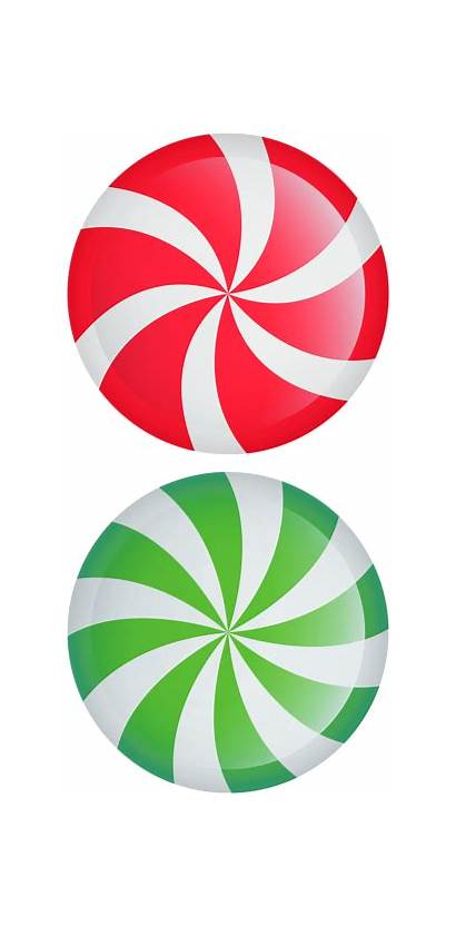 Peppermint Swirl Clipart Candies Yopriceville Candy Transparent