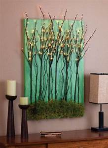 Creative craft ideas how to use tree branches