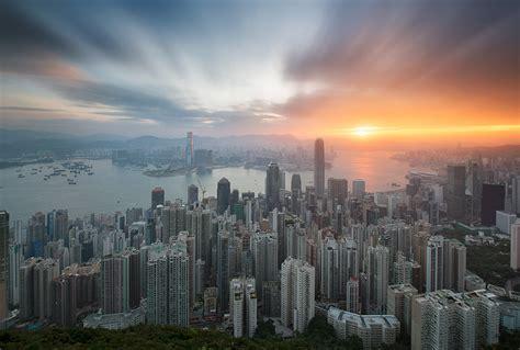 hong kong sunrise version  tsl post processing