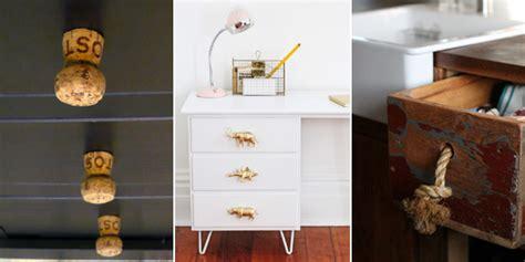 creative diy drawer pulls