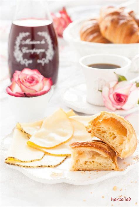 rezept fuer selbstgemachte franzoesische croissants