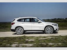 2016 BMW X1 Priced From $35,795