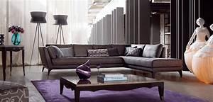composition d39angle perception collection nouveaux With tapis exterieur avec canapé cuir roche bobois 2 places