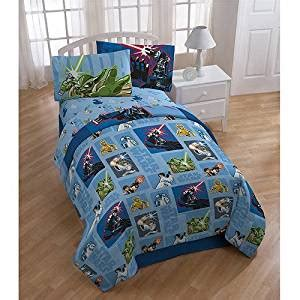 Wars Bed Sheets by Wars Bedding Set 5pc Comforter And Sheets
