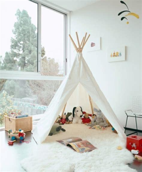 Zelt Kinderzimmer Klein by Das Tipi Zelt Abenteuer F 252 R Kinder Archzine Net