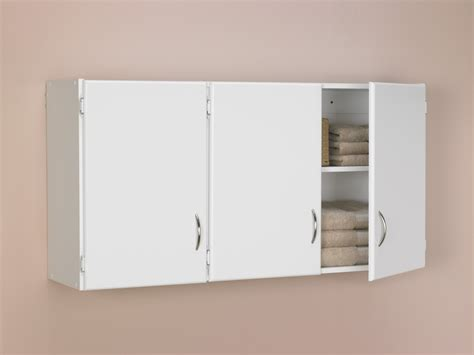 Small Bathroom Wall Cabinet Espresso Simple Tiled Small