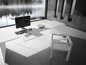 Bureau Contemporain Design : le mobilier de bureau contemporain et parfois futuriste ~ Teatrodelosmanantiales.com Idées de Décoration