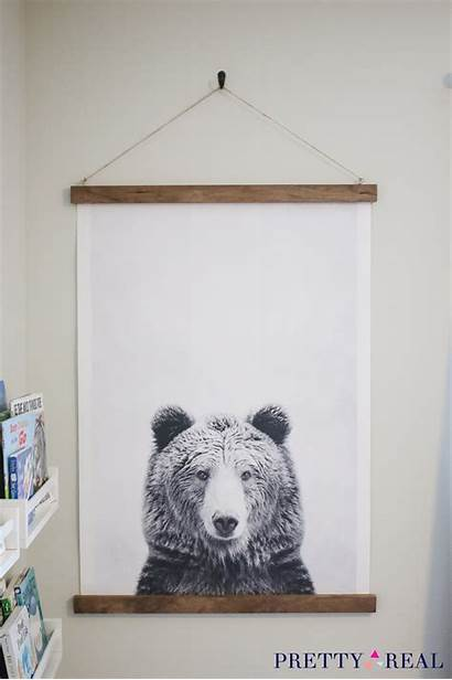 Canvas Wall Hanging Diy Pretty Special Offer