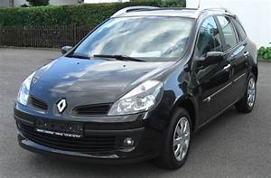 File Renault Clio Iii Phase I Grandtour Front Jpg