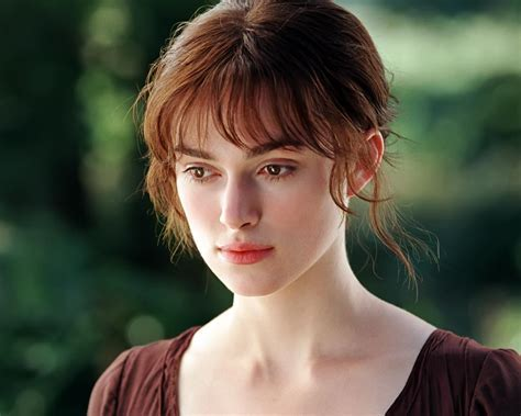 Keira Knightley's long hairstyles   Hairstyles and Haircuts