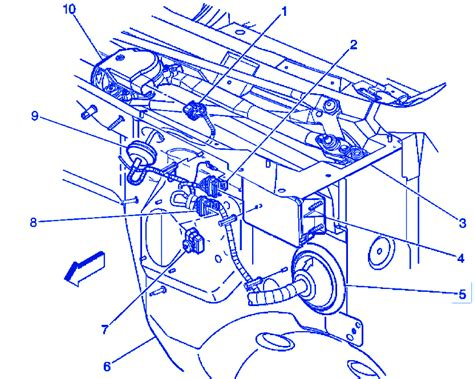 Acadia Engine Electrical Circuit Wiring Diagram