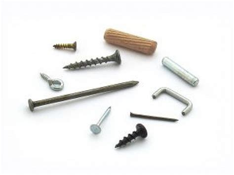 Screws And Nails Photo