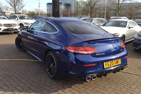 """Explore the amg c 43 4matic sedan, including specifications, key features, packages and more. Used 2020 """"MERCEDES-BENZ"""" """"C CLASS AMG COUPE"""" """"C43 4Matic Premium Plus 2dr 9G-Tronic"""" for sale ..."""