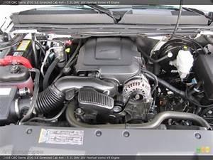 5 3l Ohv 16v Flexfuel Vortec V8 Engine For The 2008 Gmc