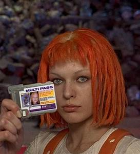Idée Déguisement Film Culte : milla jovovitch as leeloo dallas multipass the fifth element film pinterest film culte ~ Nature-et-papiers.com Idées de Décoration