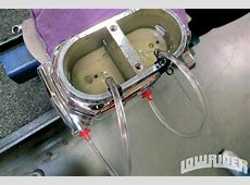 How to Bench Bleed a Master Cylinder Bleeding on a Bench