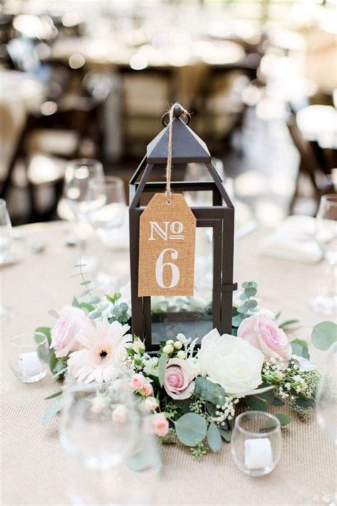wedding table number ideas 18 inspiring wedding table number ideas to love oh best