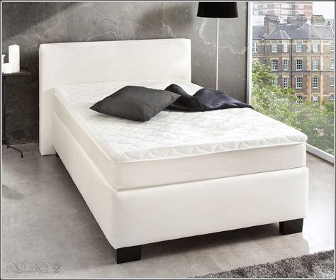 Bett Mit Matratze  Betten  House Und Dekor Galerie