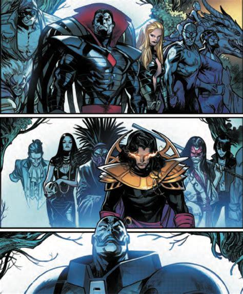 krakoa marvel vox twist villains arrive larraz