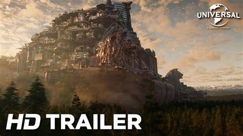 maquinas mortais trailer oficial  universal pictures