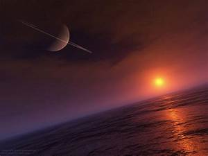 Methane-based, oxygen-free aliens may exist on Saturn's ...