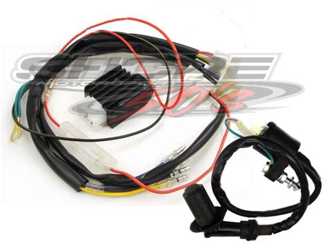 Minibike Electrical Parts
