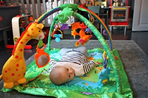 tapis d 233 veil fisher price jungle trendyyy