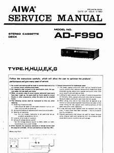 Aiwa Ad F990
