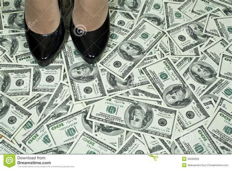 Step To Wealth Stock Image. Image Of Account