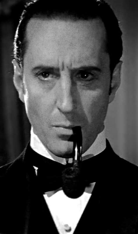 rathbone basil actor radio detective word actors
