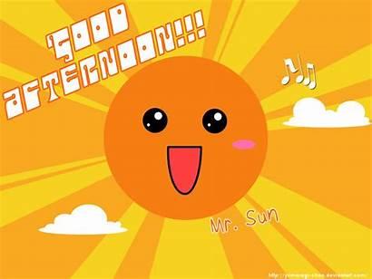 Afternoon Sun Mr Chan Deviantart Sunshine Membuka