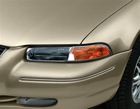2000 Chrysler Cirrus Mpg by 2000 Chrysler Cirrus Lxi 4dr Sedan Pictures