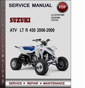 Suzuki Atv Lt R 450 2006