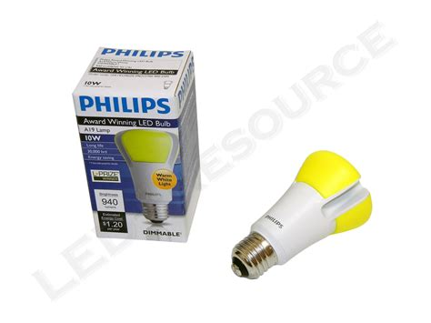 philips led a l philips l prize award winning led bulb review led resource