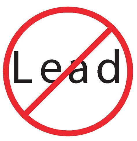 whole house filter recognize the symptoms of lead poisoning
