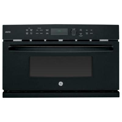 ge profile advantium   electric wall oven  speed cook  convection  black