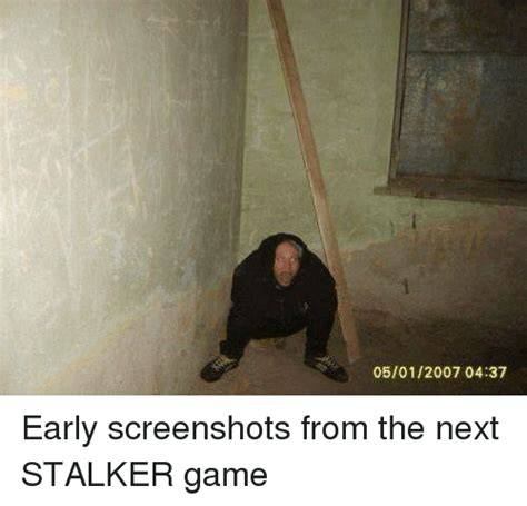 Stalker Game Memes - 05012007 0437 early screenshots from the next stalker game game meme on sizzle