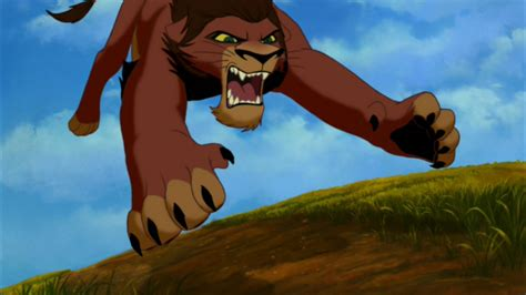 The Lion King Kovu Attack Wallpaper Image For Pc