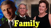 Anthony Fauci Family With Daughter and Wife Christine ...