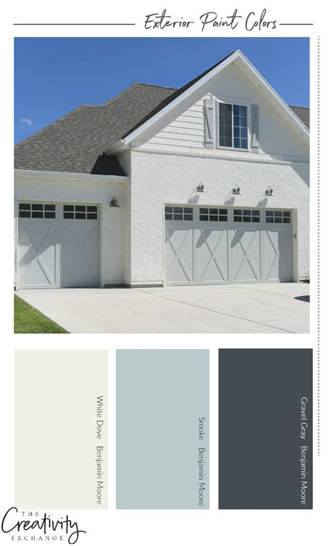 exterior paint colors for white roof how to choose the right exterior paint colors