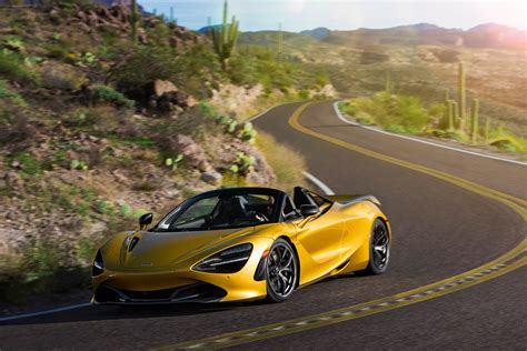 Review Mclaren 720s Spider by Mclaren 720s Spider Review A Drop Top Supercar Without